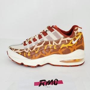 Nike Air Max 95 SE Casual Shoes Light Cream Pollen
